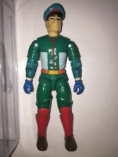 M Bison Vintage 1993 Hasbro Street Fighter 2 GI Joe Action Figure & Case Lot A