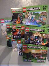 Lego Minecraft - verschiedene Set's zum aussuchen - Neu & OVP