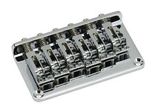 Gotoh 12 String Hardtail Fixed Guitar Bridge • Chrome GTC12
