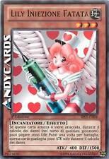 Lily Iniezione Fatata ☻ Rara Nera ☻ BP01 IT004 ☻ YUGIOH ANDYCARDS