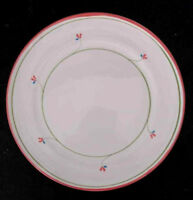NOEMI CERAMICHE ITALY 6 PIECE SET DINNER PLATE AND SOUP BOWL