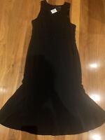 Portmans Signature Dress Size 12 black New $149.95 Cocktail Formal Party