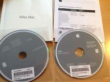 Apple iMac Mac OS X Install Disc 1&2 Version 10.4.7 AHT Version 3A112