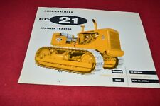 Allis Chalmers HD-21 Crawler Tractor  Dealers Brochure YABE14 ver7