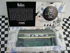 CORGI DIECAST THE BEATLES COLLECTION AEC ROUTEMASTER 35006 NEW OLD STOCK