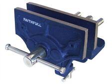 Faithfull faiv34 MAISON TRAVAIL BOIS ÉTAU 150mm (6In) - Pince support