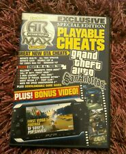 Playable Cheats Volume Vol. 25 Cheat Codes For PlayStation 2 Games PS2