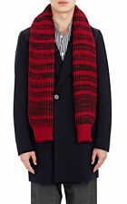 NWT Paul Smith $300 Hand-knit Striped Alpaca Scarf, made in England. Great gift!