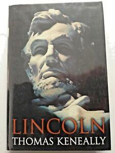 Lincoln by Thomas Keneally (Hardback, 2003) American History