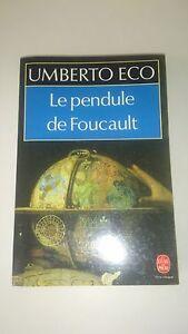 Umberto ECO - Le Pendule de Foucault