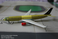 Dragon Wings Airbus SAS A330-300 Factory Bare Metal Color Diecast Model 1:400