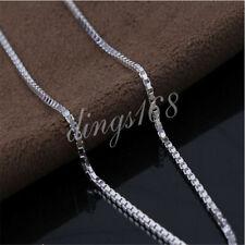 Genuine 925 Sterling Silver Tarnish-Free 16