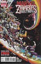 Marvel Zombies Destroy! No.4 / 2012 Peter David & Mirco Pierfederici
