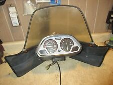 87 Yamaha Exciter 570 Cowl Cowling Headlight Fairing Gauges Windshield 88 89 90