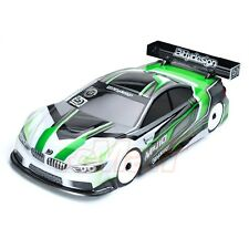 Bittydesign M410 1:10 Touring RC Cars 190mm Lightweight Clear Body #BDTC-190M410