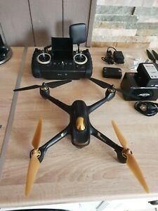 Drone GPS Avec Caméra 1080P HD 5.8Ghz Mode Sans Tête Maintien Altitude