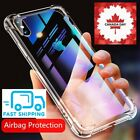 Airbag Case For iPhone 11 Pro Max XS Max XR X 8 7 Plus Luxury Clear Cover Case