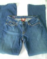 Lucky Brand Womens Jeans Sweet-n-Low Long Inseam Bootcut 6/28  Medium Wash