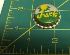 Vintage Jurk Soda Bottle Cap Unused Cork Lined from factory in Paducah Kentucky