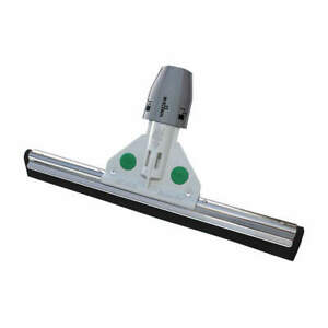 """UNGER HM30A Floor Squeegee,Straight Double,30"""" W"""