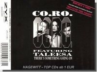 Co.Ro. feat. Taleesa There's something going on (double a side; #zyx.. [Maxi-CD]