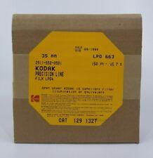 Kodak Precision Line Film LPD4 - 35mm - 150 FT  (Expired) New Old Stock