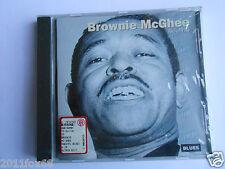 cd's jazz blues soul jazz maestri blues n.10 #10 brownie mcghee rare cd's cds gq