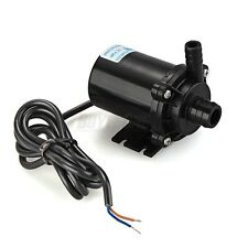 12V DC Submersible Water Pump For Aquarium Tank Garden Fountain Pond Plants