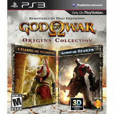 God of War: Origins Collection (Sony PlayStation 3, 2011) *Brand new, sealed*