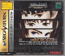 USED Dead or Alive [Japan Import] Sega Saturn