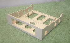 "Vintage 5.25"" To 3.5"" Drive Bay Adapter Mounting Bracket Ivory for Floppy Drives"