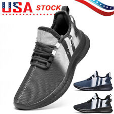 New listing Men's Athletic Running Casual Shoes Outdoor Jogging Sports Tennis Gym Sneakers