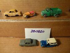 Vintage British Dinky Dublo Diecast Model Toys