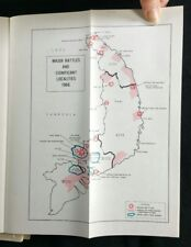 Report On The War In Vietnam 1968 Maps Stats Photos By Sharp & Westmoreland