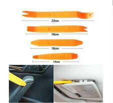 4 PCS Of Set Removal Pry Open Tools Kit For Car Door Trim Panel Clip Light/Radio