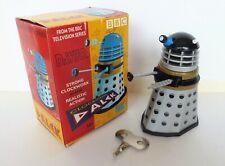 Dalek robot Dr. Who black tinplate copy of 1965 Codeg by Product Enterprise BBC