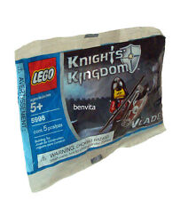 Lego® Knights Kingdom 5998 - Vladek 5 Teile 5+ - Neu