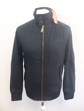 Superdry Longhorn Harrington - Navy Blue - Mens Medium - Box66 15 D