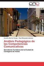 Análisis Pedagógico de las Competencias Comunicativas: Servidores Turísticos de