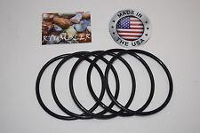 Lortone 33B, 3-1.5, 45C Replacement Drive Belts 5 Pack
