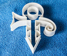 Prince Symbol Pastry Icing cookie cutter 3D printed in the UK  18 x 16 cm XLarge