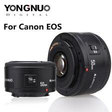 YONGNUO EF 50mm f/1.8 AF Auto Focus Lens 1:1.8 Prime Lens for Canon EOS Cameras