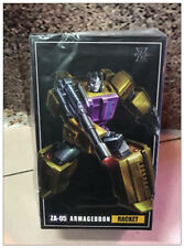 Transformers Toys Zeta ZA-05 Armageddon RACKET G1 Swindle New in Stock