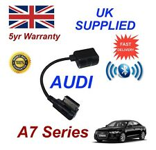 para Audi A7 Streaming Bluetooth Música módulo, para ipod htc nokia lg Sony etc