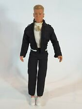 1990 Hasbro New Kids On The Block Donnie Doll Fashion Figure 12� Excellent Condi