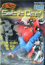 d-Aces SET It OFF Cory Kufahl 2 Years of Filming CYCLE STUNTS Too SICK for TV