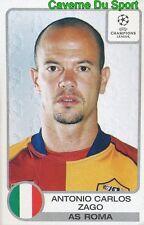023 ANTONIO CARLOS BRAZIL AS.ROMA STICKER PANINI UEFA CHAMPIONS LEAGUE 2001-2002