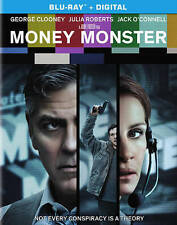 Money Monster (Blu-ray Disc, 2016, Includes Digital Copy UltraViolet)