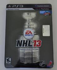 NHL 13 STANLEY CUP COLLECTORS EDITION FOR PS3 , BRAND NEW, SEALED