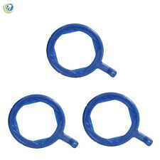 3 Anterior X Ray Aiming Rings Color Coded Rinn Xcp Style Positioning Blue Dental